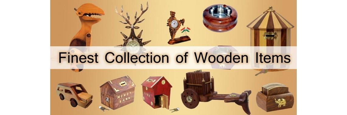 Wooden Handicraft