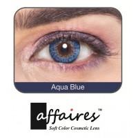 Affaires COLOR Yearly CONTACT LENSES Three Tone (1 Lens Pack) (Aqua Blue) / A-Aqua-Blue-3Tone(1pcs)-00