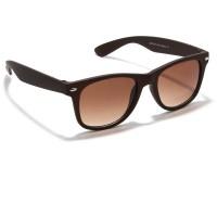 Affaires Brown Wayfarer Uv Protection Sunglasses A-293