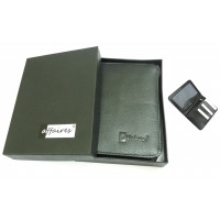 Diwali Gift Boxes Passport Holder / Travel Wallet-business RFID Blocking By Affaires Elegant Christmas Gift W-40080